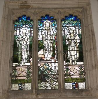The Whall Window